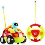 A good remote control toy for 3 to 5 years old
