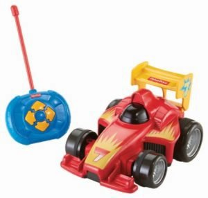 Another easy to use remote control toy for 3,4,5 old kids