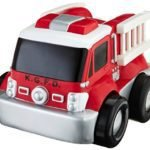 Kid Galaxy First RC Fire Truck is best for 3,4,5 year old kids