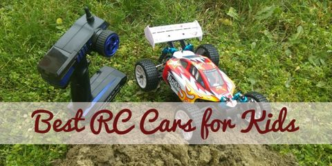 10 Best Remote Control Cars for 8, 9 and 10 Year Olds