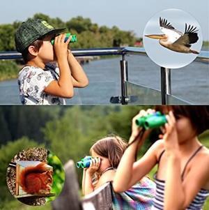 Binoculars for Kids (8x21) by Anzazo