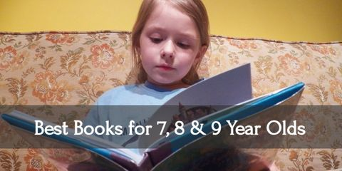12 Best Books for Your 7, 8, &, 9 Year Olds