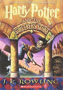 Harry Potter and the Sorcerer's Stone by J.K. Rowling and Mary GrandPrè