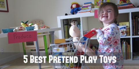 The 5 Best Pretend Play Toys for Toddlers