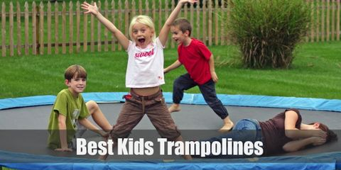 The Best Mini Trampolines for Kids (With Enclosure & Handlebar)