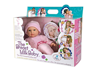 The Breast Milk Baby