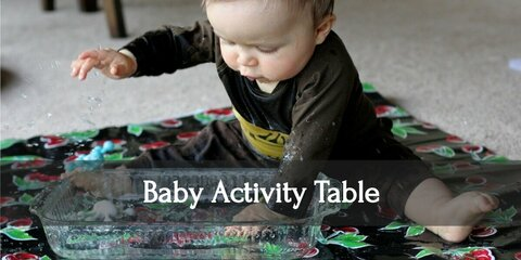 A baby activity table is an play room essential. Discover which baby activity table is the best for your little one today!