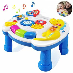 HOMOFY Baby Musical Learning Table