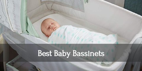 What's the difference between a bassinet and a crib? Why would you need one? Learn that and more!