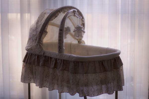 cute bassinet