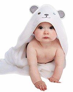 Bamboo Hooded Baby Towel