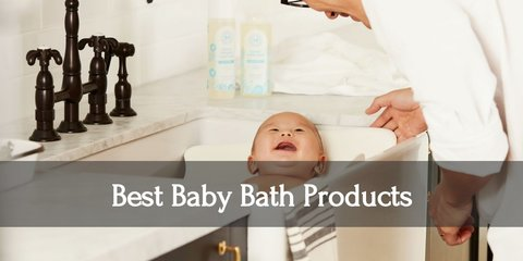 Babies are more sensitive than the typical adult. So it's crucial to use products specially formulated to be gentle on your baby's skin. Here are the top picks for baby bath products this year!