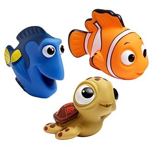 The First Years Finding Nemo Squirt Toys