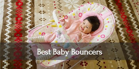 Baby bouncers can be a lifesaver (or something that can keep you sane, Mommy and Daddy). They help calm down overstimulated babies without you having to lift a finger. Learn the best baby bouncers to get for your active little one now!