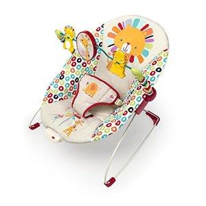 Bright Stars Bouncer, Playful Pinwheel, Vibrating Seat