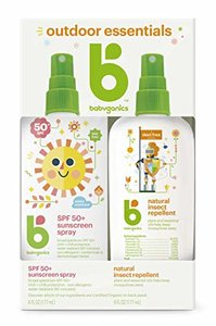 Babyganics Baby Sunscreen & Bug Spray