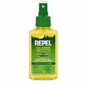 REPEL Plant-Based Lemon Eucalyptus Spray
