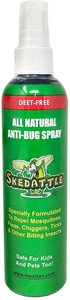 Skedattle Natural Bug Spray