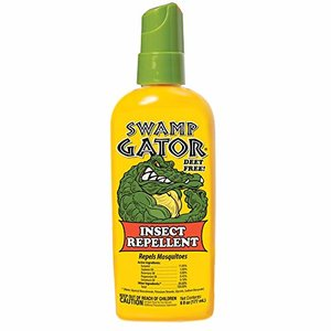 Swamp Gator Insect Repellent Spray