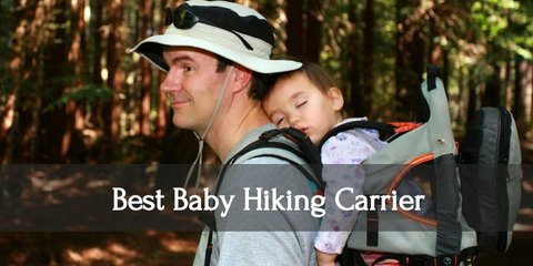 You don't need to sacrifice your love for traveling and hiking when you have a baby carrier. The ones made specifically for hiking can carry both your baby and their things. So turn your personal hobby into a family bonding experience today!