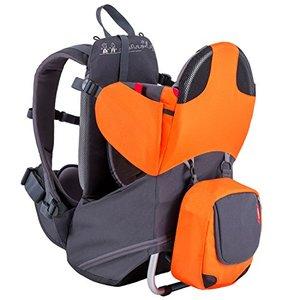 phil&teds Parade Child Carrier, Orange