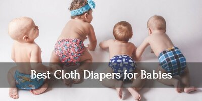 Top Cloth Diaper for Babies