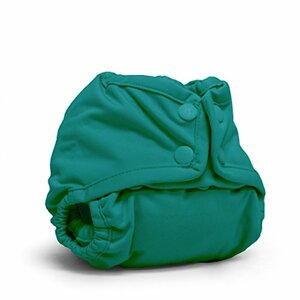Kanga Care Rumparooz Newborn Cloth Diaper, Peacock