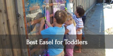 Playing isn't just for the outdoors. When you're stuck inside, keep your kids engaged and entertained while honing their creativity and imagination. Experience the wonders that an easel for toddlers can do for you and your kids!