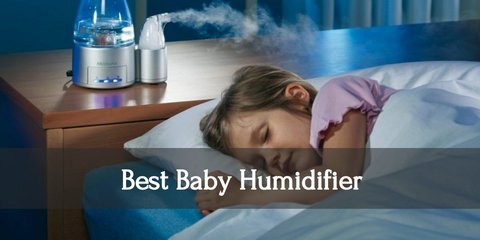 Is your baby feeling uncomfortable? Are they suffering from a stuffy nose or dry coughs? It might be time to install a baby humidifier to keep the air moist and your baby soothed!