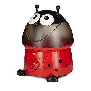 Crane Baby Nursery Humidifier, Lady Bug