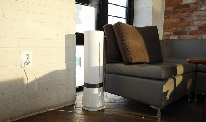 stand humidifier