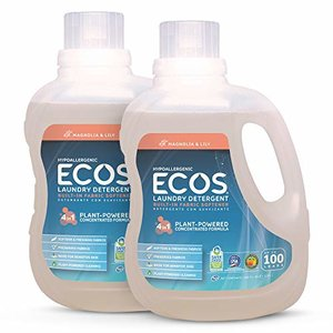 ECOS Liquid Laundry Detergent, Magnolia & Lily
