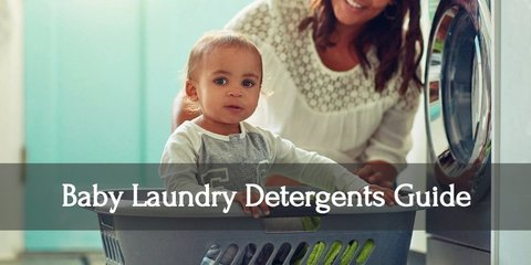 The Top Baby Laundry Detergents