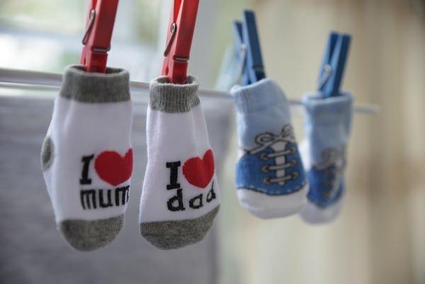 laundry socks