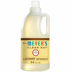 Mrs. Meyer's Clean Day Liquid Laundry Detergent, Baby Blossom