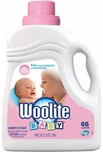 Woolite Baby Laundry Detergent, Hypoallergenic