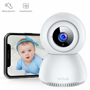 Victure 1080FP Wireless Baby Monitor