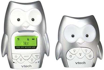 VTECH DM225 Owl Audio Baby Monitor