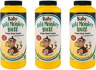Anti Monkey Butt Baby Powder with Calamine