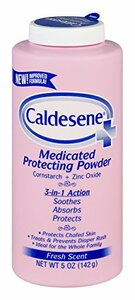Caldesene Medicated Protecting Powder, Cornstarch & Talc-Free