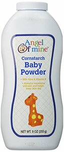 Judastice Angel Of Mine Cornstarch Baby Powder