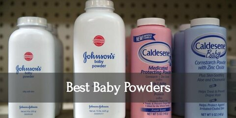 The Best Baby Powders According to Science