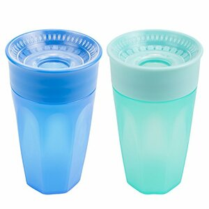 Dr.Brown's Cheers 360 Spoutless Training Cup, 2 Count