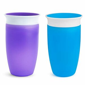 Munchkin Miracle 360 Sippy Cup, 2 Count