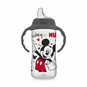 NUK Disney Large Learner Sippy Cup, Mickey Mouse