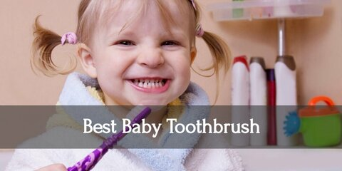 Practicing proper oral hygiene should start at a young age. Discover which kind of toothbrush is best to use for your little one!
