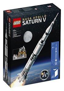 LEGO Saturn V Building Kit