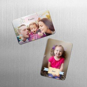 PhotoGiftsStore Custom Photo Magnets