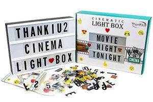 Thankiu2 Giftshop Cinema Lightbox