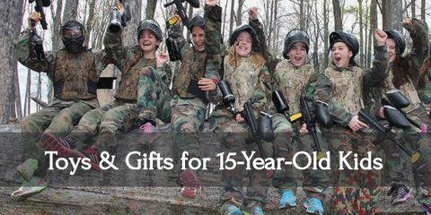 10 Best Gifts for Fifteen-Year-Old Boys & Girls